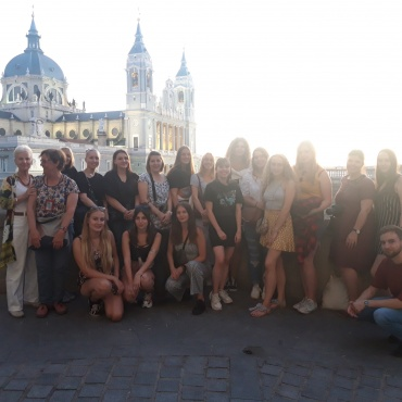 Au-pairs in Madrid